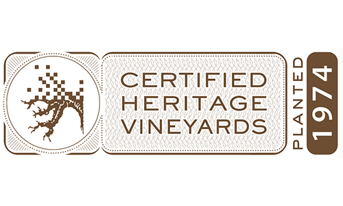 Знак для вин ЮАР Certified Heritage Vineyards.png